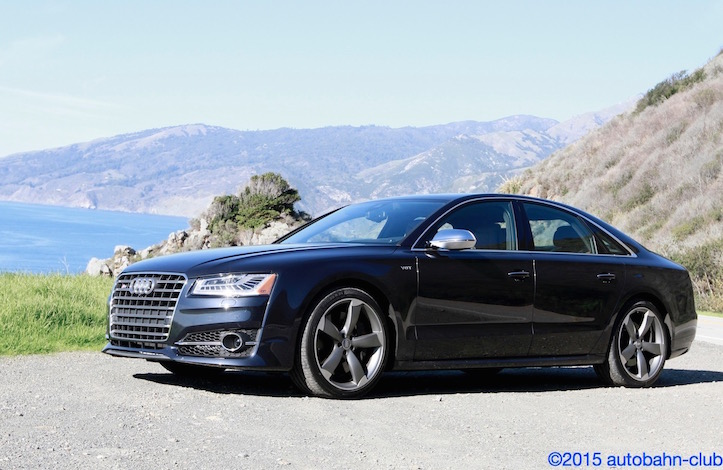 MG 4289 new Audi S8 Quick Review
