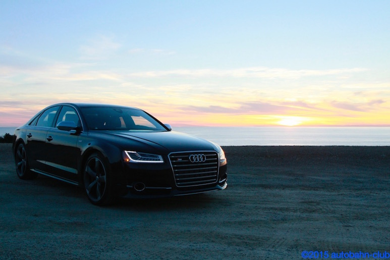 MG 4452 new Audi S8 Quick Review