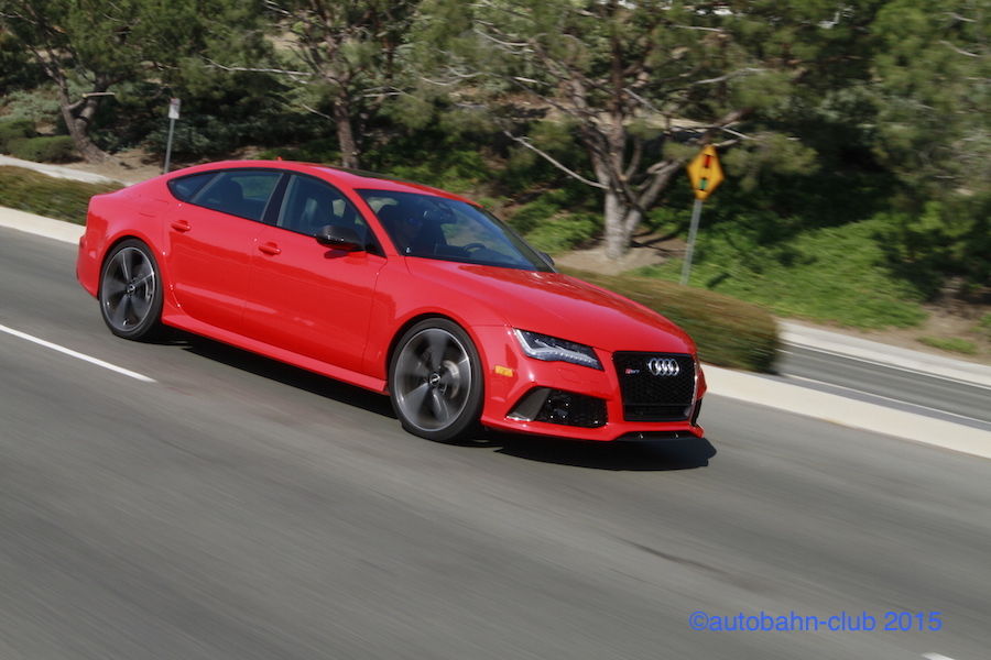 MG 8018 Audi RS7 Quick Review