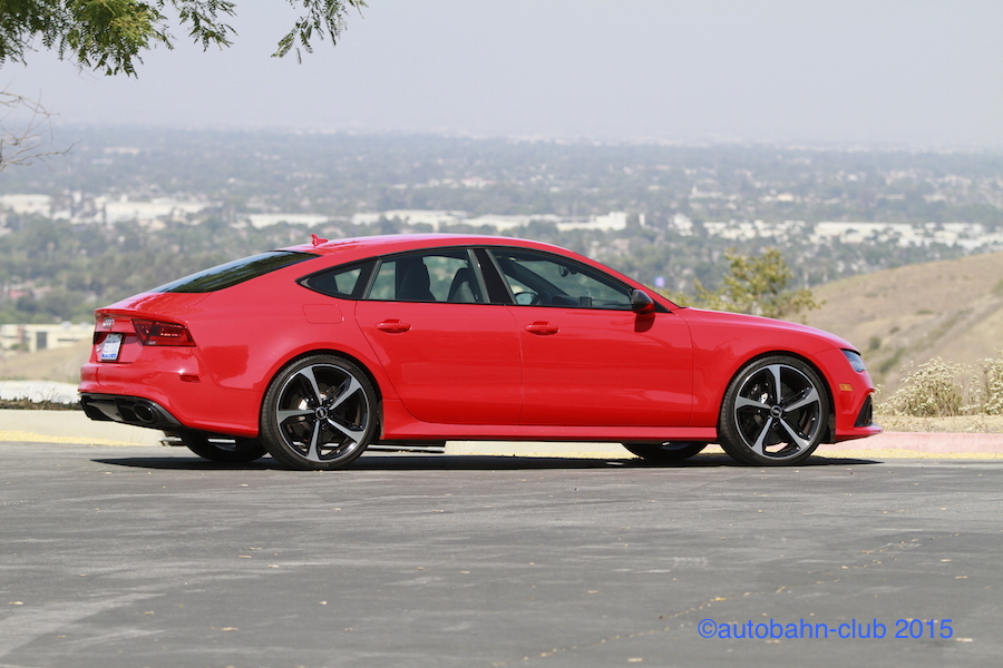 MG 8713 Audi RS7 Quick Review