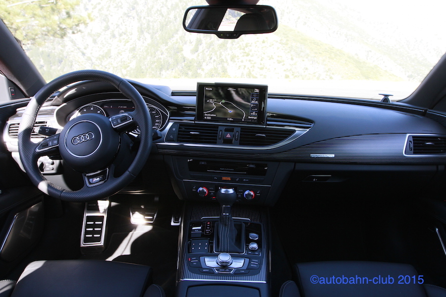 MG 8850 Audi RS7 Quick Review